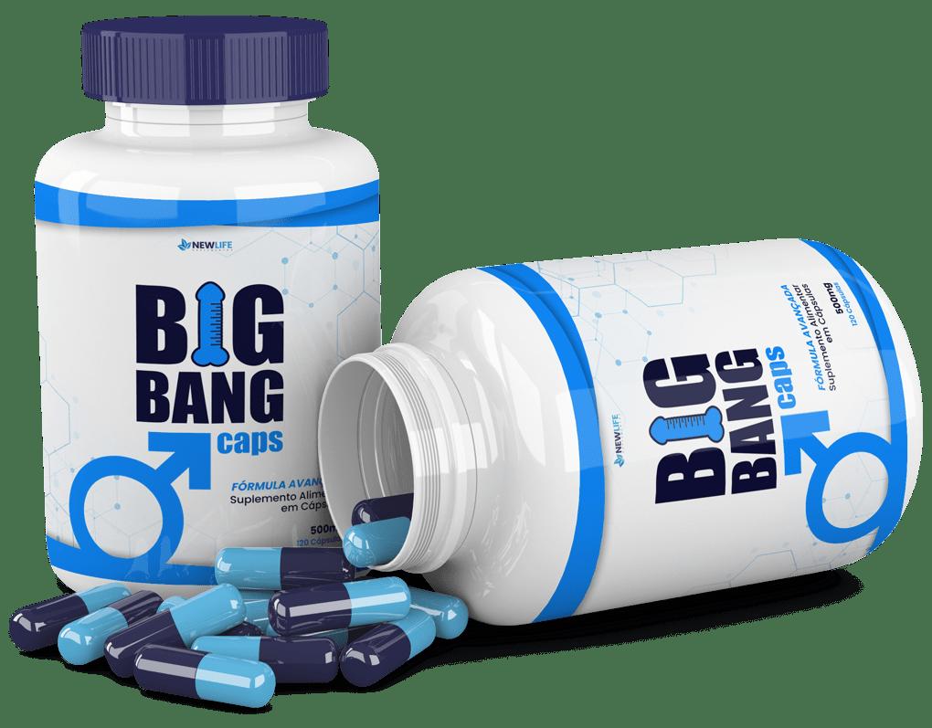 Big Bang Caps bula