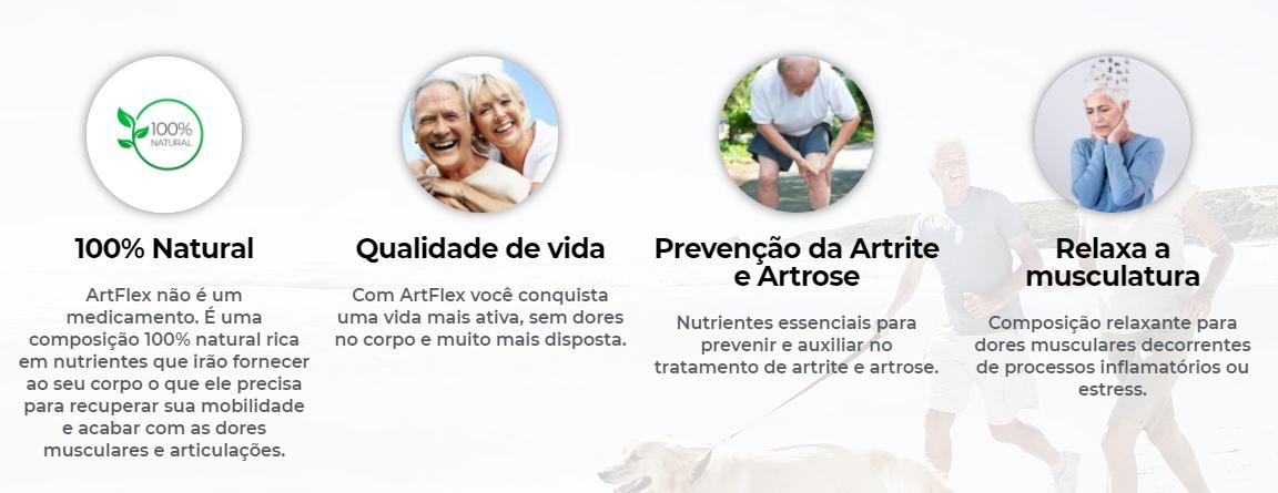 Artflex Caps