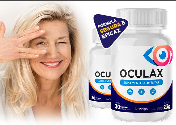 oculax site oficial