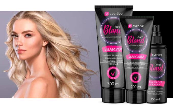 ever blond shampoo
