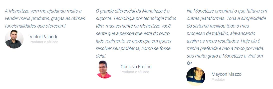 Monetizze app