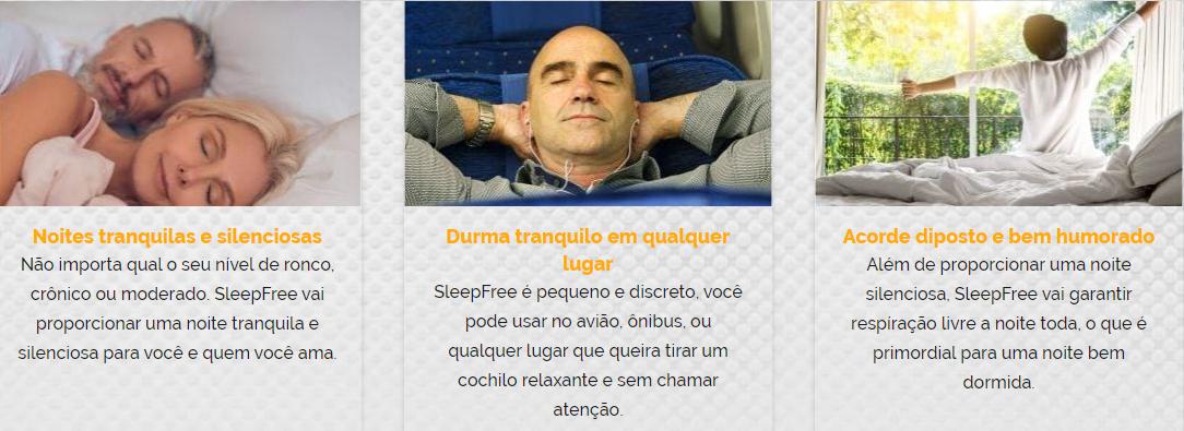 Sleep free funciona